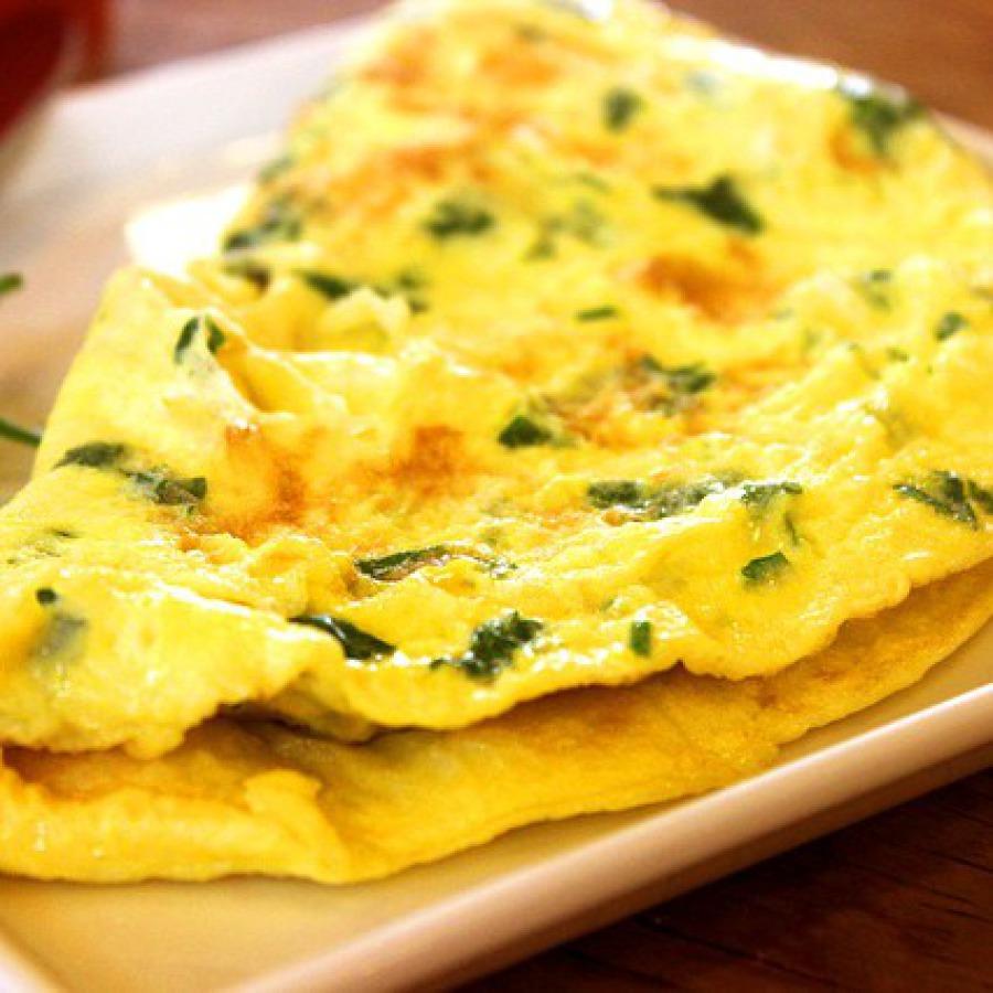 Trüffel Omelette